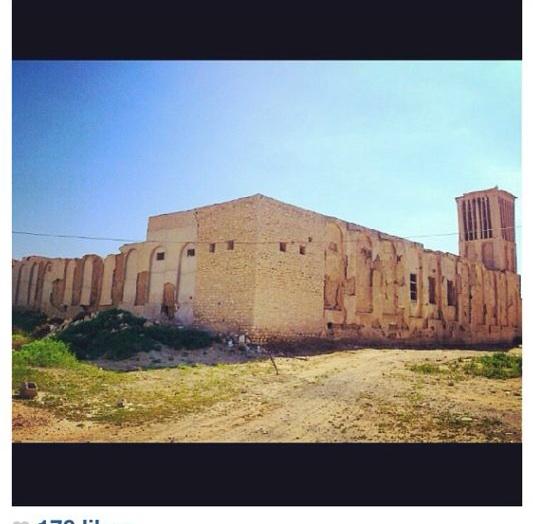 قلعه شیخ علی حمادی مقام